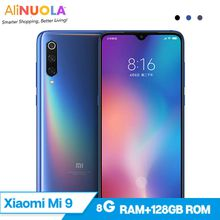 "Original Xiaomi Mi 9 6GB RAM 128GB ROM Snapdragon 855 Octa Core 6.39"" AMOLED Full Screen 20MP Front Camera NFC 48MP Rear Camera"