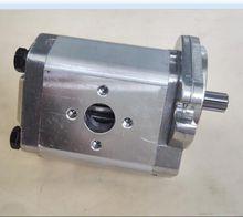 high pressure gear pump 16cc 16ml/r manufacture hot wholesales high quality hydraulic gear pumps loading machine free shipping