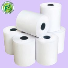 Wholesale POS Receipt Thermal Paper Suppliers 57mmx50mmx18m 70gsm Cash Register Roll Price