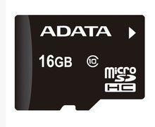 adata OEM FREED DHL 100PCS 16GB Micro SD Card TF Flash Memory MicroSD MicroSDHC Class 10 Free Adapter