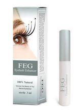 Free Shipping original feg eyelash enhancer 7 Days Grow 2-3mm eyelashes face care eyelash serum ANTI FAKE LABEL
