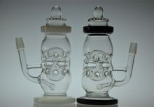 New Fab Egg baby bottle glass water pipe, oil rig with 14.5mm joint