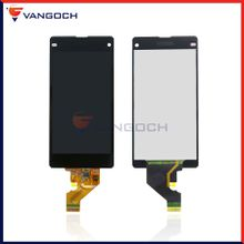 For Sony Z1 Mini Compact D5503 M51W LCD Display Touch Screen Digitizer Assembly without frame Free Shipping