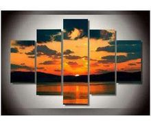Free shipping MODERN ABSTRACT CANVAS ART OIL PAINTING Guaranteed decoration oil painting new arrival P45