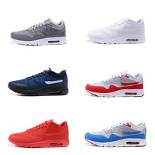 Light Drop Shipping Famous Air Sports 87 Fly Mens Athletic Running Shoes Air 1 Sneaker Trainers Shoe Size 40-46