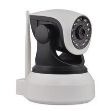 Ebest IPC203W Wireless Indoor IP Camera Onvif 720P HD Smart Home WiFi Security P2P Night Vision Pan Tilt Micro SD Card Slot