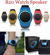 ZZYD B20 Mini Bluetooth Speaker Bass Smart Watch Bluetooth Wireless Universal For Music Player With TF Card.