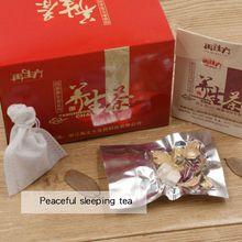 Peaceful sleeping tea