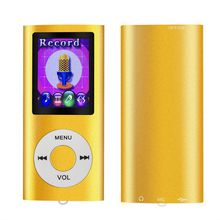 Ultra-long time standby portable mp4 16gb with FM radio