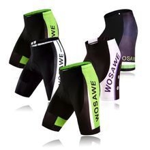 Ladies Cycling Shorts Summer Riding Bicycle Biking Shorts Quick Dry Padded Coolmax Gel Mountain Bike Cycling Shorts Outdoor Fitness Clothing