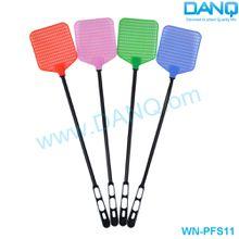 PFS11 detachable square shape plastic fly swatter