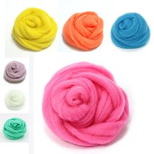 wholesale wool roving for felting crafts