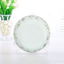 2017 Wholesale High Quality Bone China Tableware Plate Western 7.5 Inch Rice/scodella Dishes Microwave Plates & Dishes