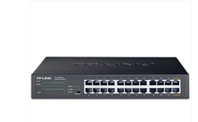 TP-LINK tl-sg1024dt 24 stack-mounted full gigabit switchboard network monitoring clone