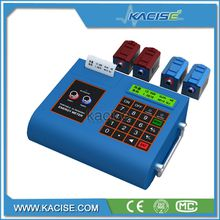 KUFP2000 portable clamp on ultrasonic water flow meter