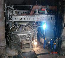 70t electric arc furnace EAF