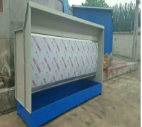 Non-pump water curtain 5