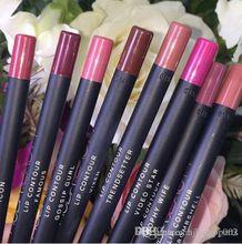 huda beauty 9 color mix color waterproof lip liner lips nude color lip pen CS fast shipping