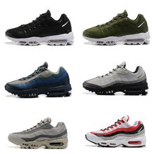 Dazzling Drop Shipping Famous Air Cushion 95 Mens Sports Athletic Running Shoes Sneaker Trainers Shoe Size 40-46