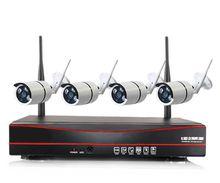 insoer wifi surveillance camera system for house 4CH 960P wifi NVR kit