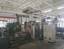 It is the key equipment in steel , ferrous alloys
