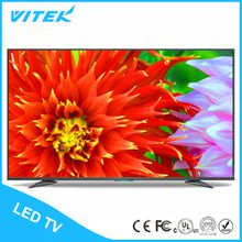 VITEK Hot Large Screen LED LCD TV 4K, ATV DVB-T2 ISDB-T ATSC Support 4K TV Television, 2017 Best Selling AAA Quality LED TV 4 k