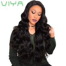 VIYA Mongolian Virgin Human Hair Body Wave Hair Extension Unprocessed Human Hair 3 Bundles Free Shipping 10-30 Inch WY831H