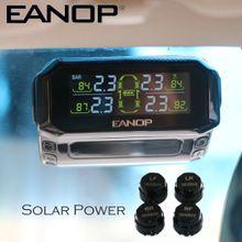 EANOP Car TPMS Tire pressure Alarm System Bar PSI