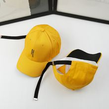 china supplier high quality adjustable embroidery letter men women fashion peaked sun baseball cap snapback hat