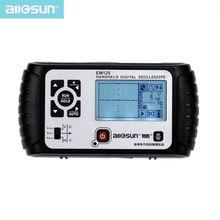 Handheld Oscilloscope With Digital Multimeter 2 in 1 DMM Auto Portable Scopemeter 25MHz Bandwidth Multifuction Professional Scopemeter