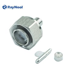 Raynool Low PIM 4.3-10 DIN N type RF Connector Raynool Provide a wide series of Low PIM Connectors, Low Loss Cable