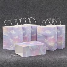 Wholesale Luxury Shopping Custom Logo Paper Gift Bags Made In China