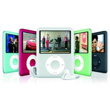 "8 GB 1.8"" LCD MP3 MP4 Player 8GB FM 3RD Gen Media Player"