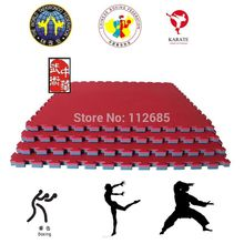 Wholesale! High density EVA Mat for fitness center,gym,taekwondo hall,boxing ring,first-rate tatami match ground mats floor blanket ISO
