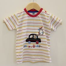 New Spring T-Shirts Fashion short Sleeves Children Clothing t shirts NEW LISTING Kids T-shirt with short sleeves for 0-3 years