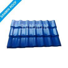Duarable waterproof heat insulation ASA resin roof tile