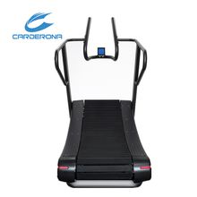 2018 top sell fitness equipment Self-Generating Curve Treadmill