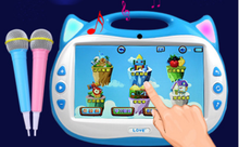 12 inch kid-learning children touch screen karaoke 0 to 4 years old at the age of 3