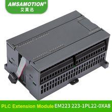 Suitable Siemens S7-200 Digital Module 168I/16O Relay EM223 223-1PL22-0XA8 Module