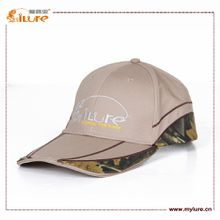 ILURE High Quality Low Price Fabric Hat Flame Logo Sport Fishing Cap 10pcs/lot drop shipping