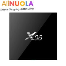 Cheapest Factory price Amlogic S905X Top quality 2GB/16GB Android 6.0 TV box X96 Wifi HDMI 2.0A 4K*2K Kodi Media Player Set top box