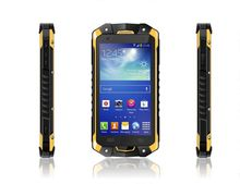 Android PTT rugged phone the most hot selling outdoor goods,with waterproof feature