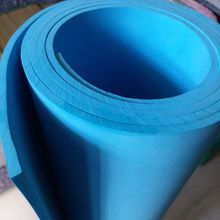 sky blue colr 5mm thickness Craft eva, Easy to cut,Punch foam,Handmade material Size50cm*2m cosplay material