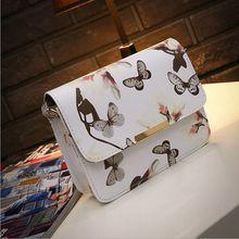Women Floral leather Shoulder Bag Satchel Handbag Retro Messenger Bag Famous Designer Clutch Clamshell Shoulder Bags