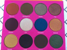 HOT NEW Makeup Cleopatra Eyeshadow Saharan masquerade nubian 16 color eyeshadow palette 12 color eyeshadow palette High quality