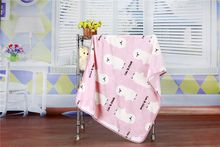 Autumn air conditioning flannel coral velvet office nap blanket baby blanket small blanket factory direct sales