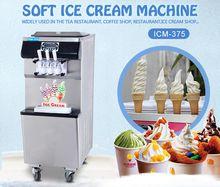 China Hight quality cheap price CE EMC certificate Kolice soft ice cream machine yogurt ice cream machine