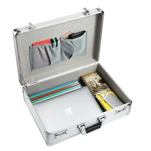 Password suitcase business briefcase cash box