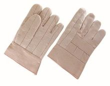 Terry Knit Cotton Gloves 04