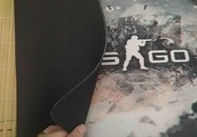 CSGO Mouse Mat 900 * 400 Mm Large Gun Shooting Speed Locks The Keyboard Pad Rubber Edge Game Mouse Pad Mat